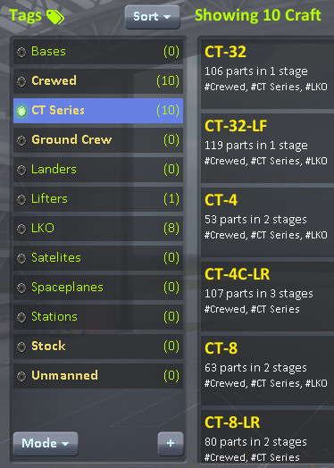 Cm tags auto select